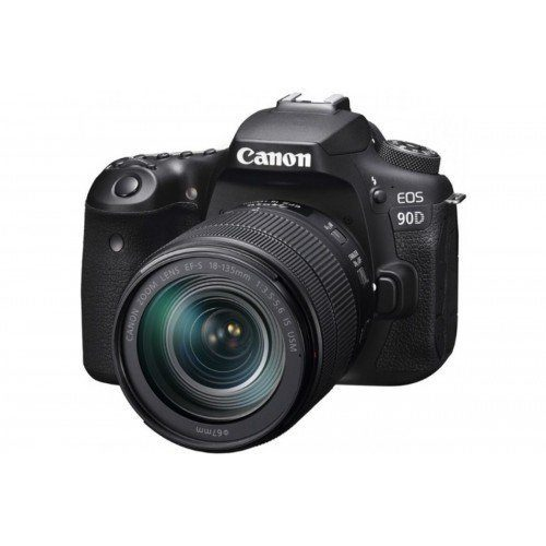Фотоаппарат Canon EOS 90D Kit EF-S 18-135 IS USM