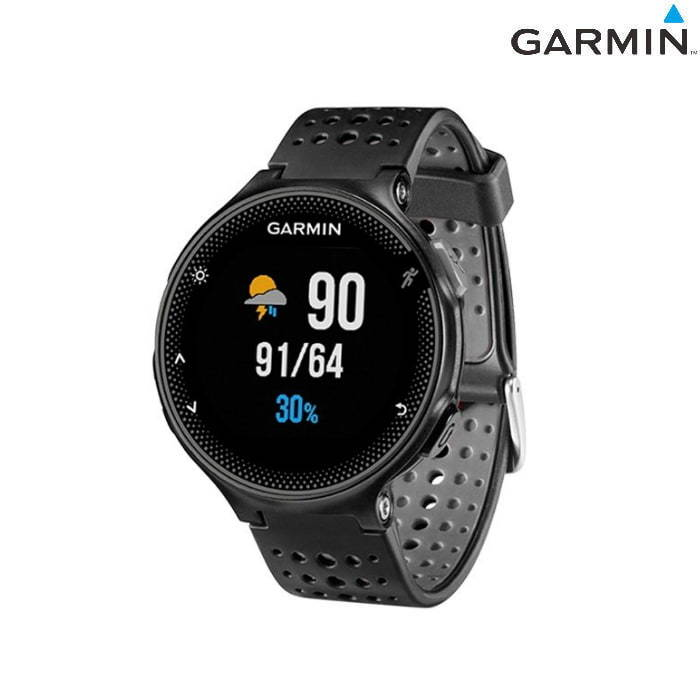Умные часы Garmin Forerunner 235 (Black/Gray). Фото N2