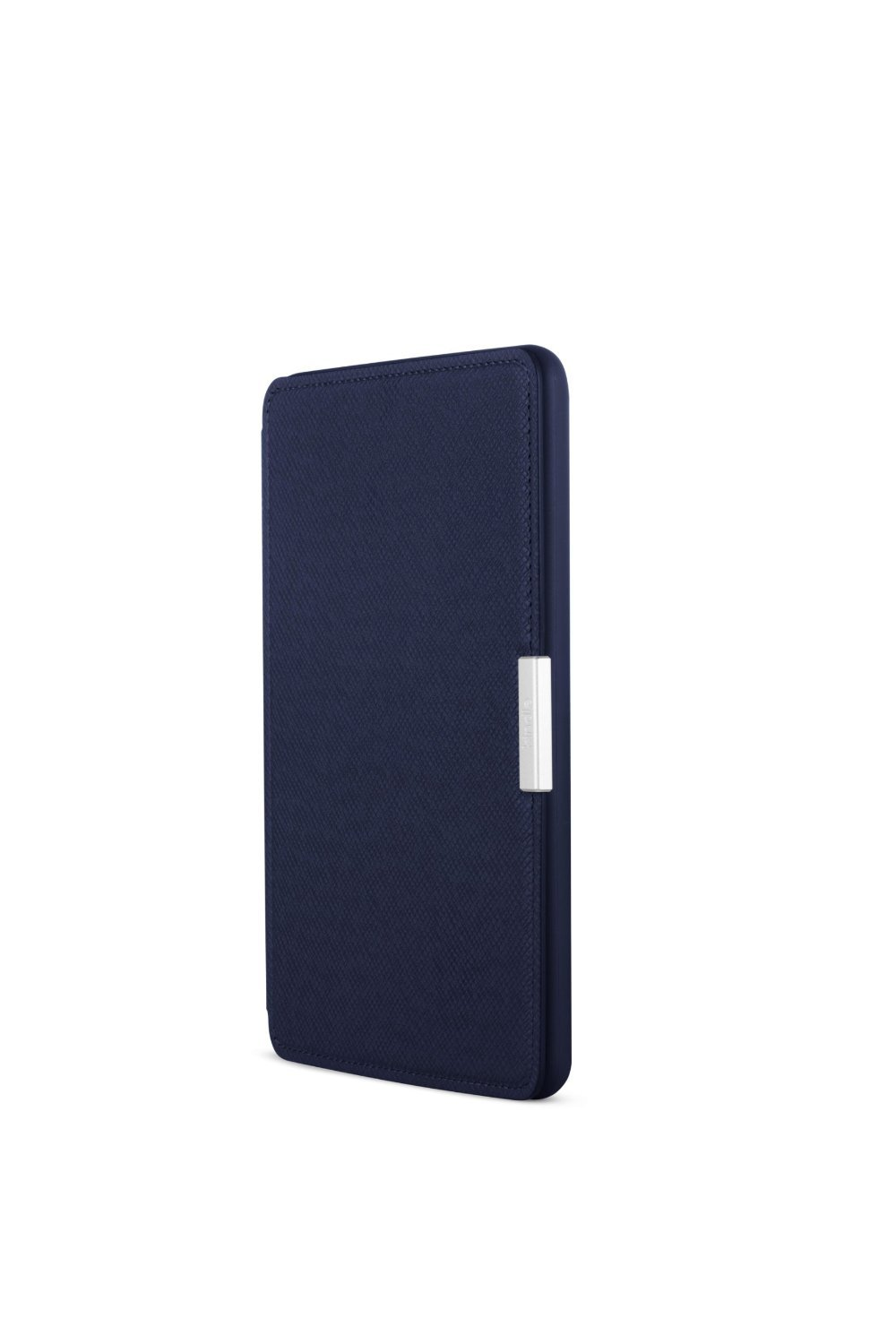 Чехол Leather Cover для Amazon Kindle Paperwhite Ink Blue (Темно-синий). Фото N6