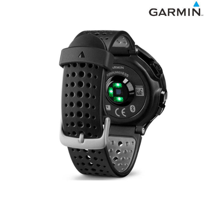 Умные часы Garmin Forerunner 235 (Black/Gray). Фото N3