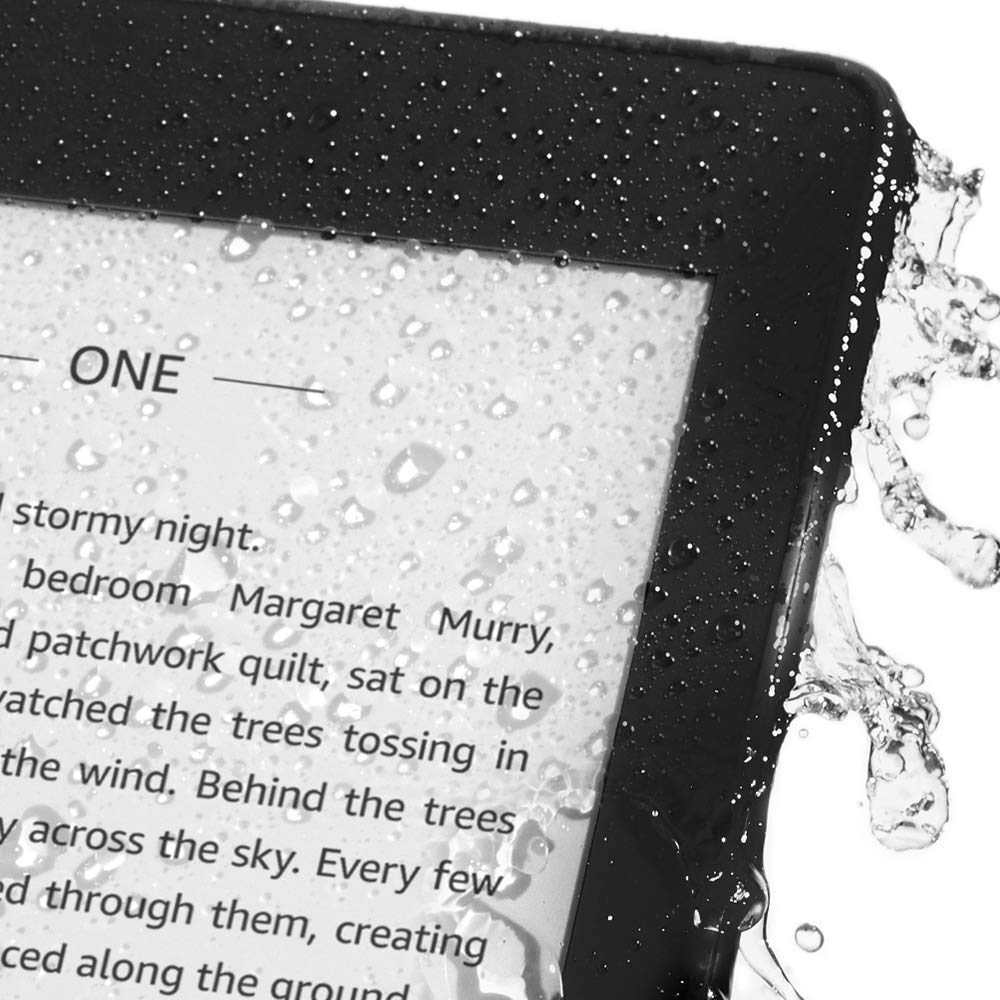 картинка Электронная книга Amazon Kindle Paperwhite 2018 8Gb (Special Offers) Black от магазина 1Reader.ru. Фото N6