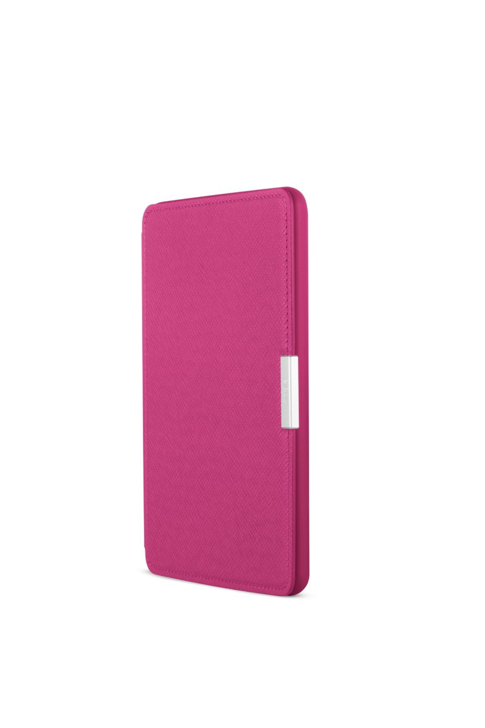 Чехол Leather Cover для Amazon Kindle Paperwhite Fuchsia (Розовый). Фото N4