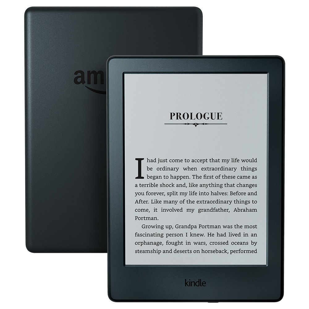 Электронная книга Amazon Kindle 8 Black (Special Offer)
