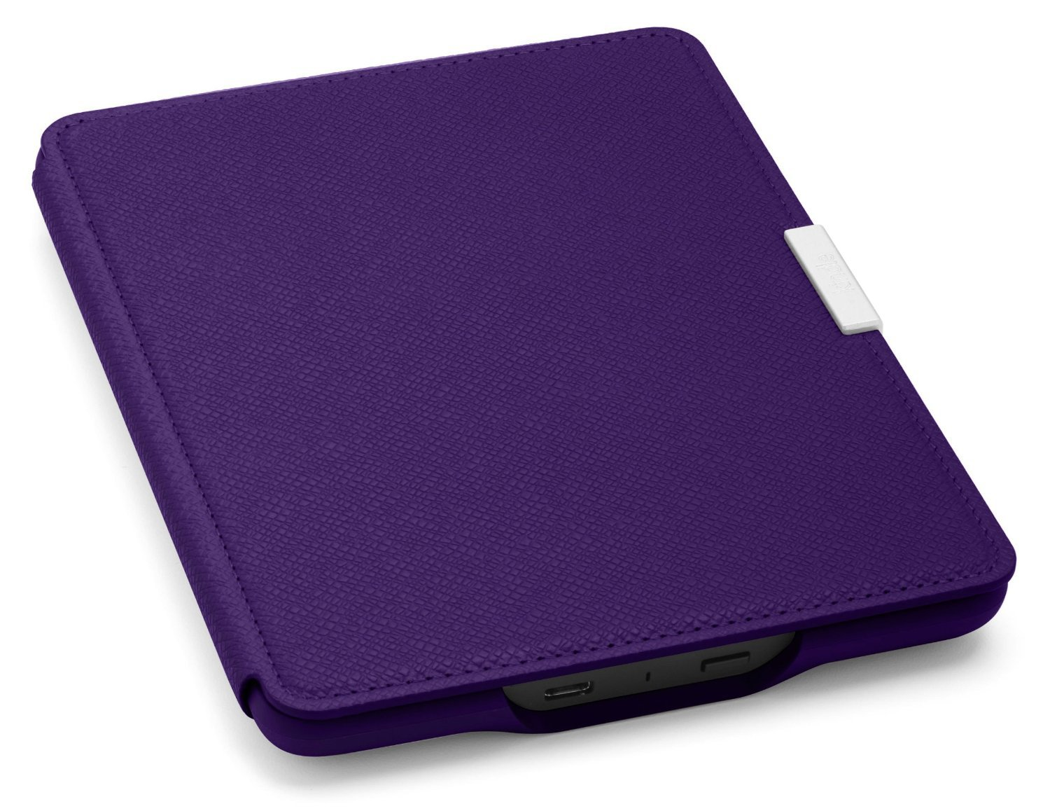Чехол Leather Cover для Amazon Kindle Paperwhite Royal Purple (Фиолетовый). Фото N2