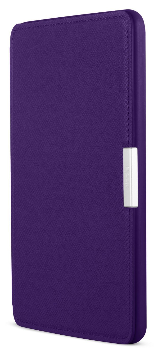 Чехол Leather Cover для Amazon Kindle Paperwhite Royal Purple (Фиолетовый). Фото N4