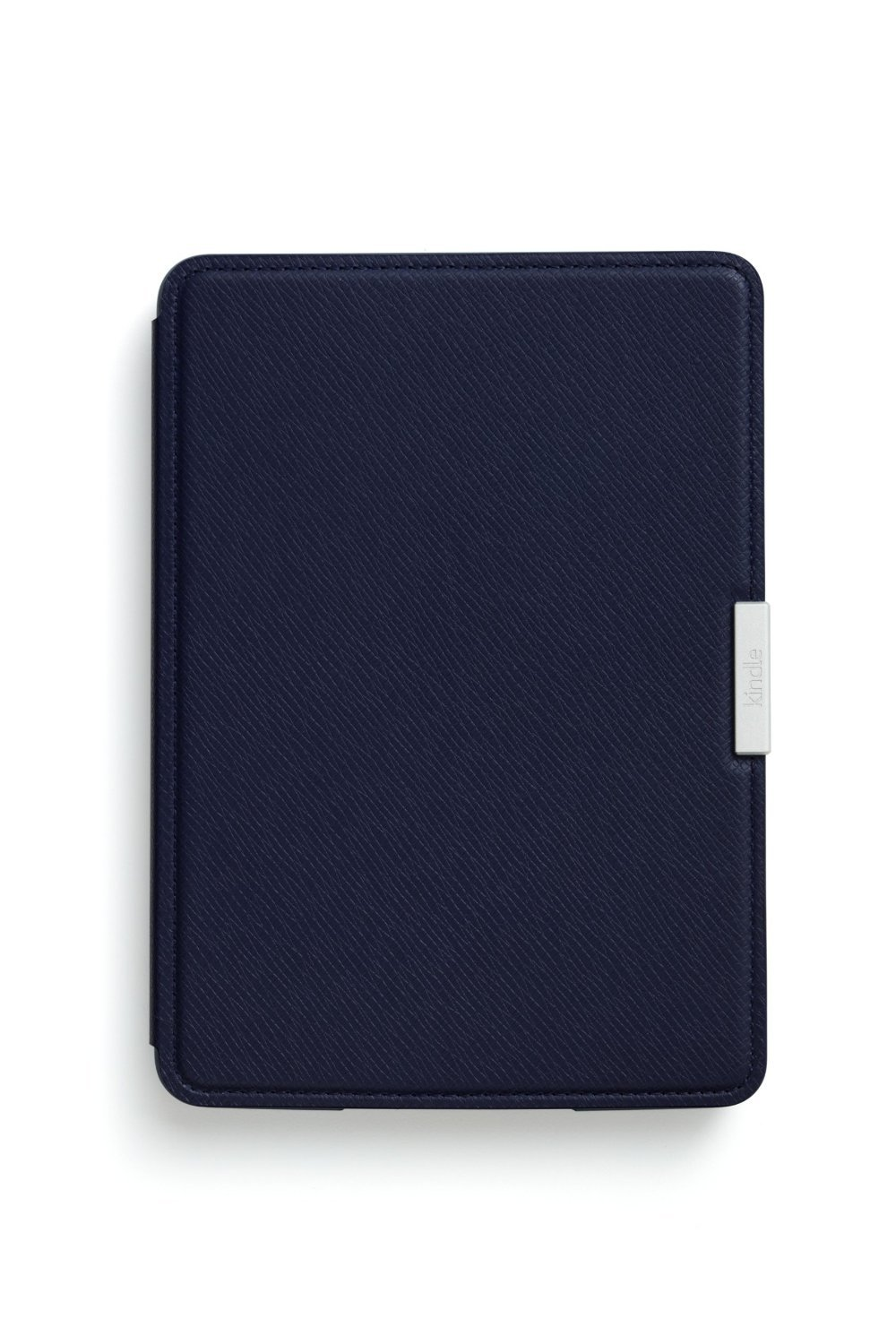 Чехол Leather Cover для Amazon Kindle Paperwhite Ink Blue (Темно-синий). Фото N5