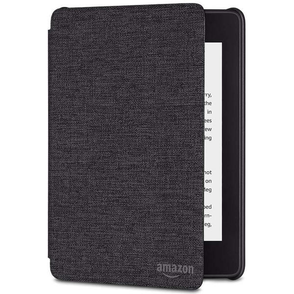 картинка Чехол-обложка для Amazon All-new Kindle Paperwhite Water-Safe (10th Generation-2018) Charcoal Black от магазина 1Reader.ru