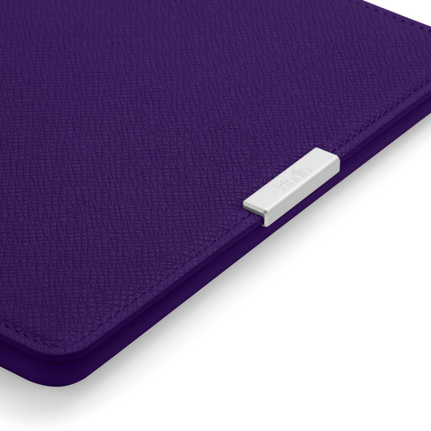 Чехол Leather Cover для Amazon Kindle Paperwhite Royal Purple (Фиолетовый). Фото N3