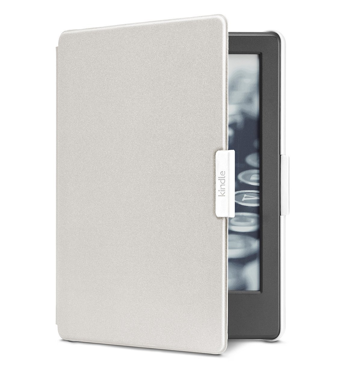Чехол обложка Amazon Cover Case for All-New Kindle 8 (2016) White/Grey
