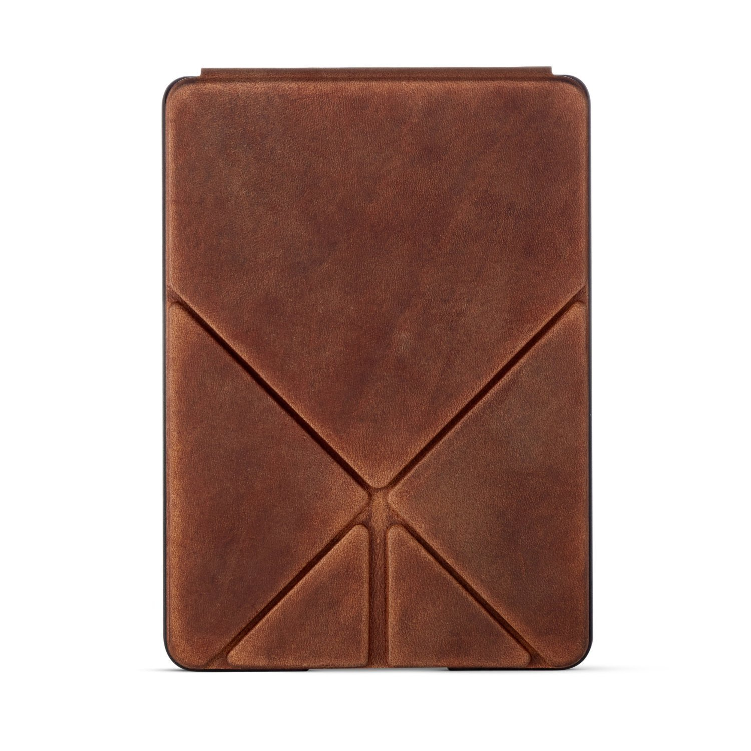 Чехол для Amazon Kindle Voyage Limited Edition Premium Leather Origami Cover (коричневый). Фото N2