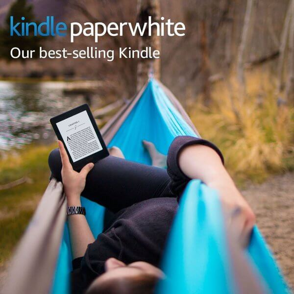 картинка Электронная книга Amazon Kindle Paperwhite 2015 4Gb (Special Offers) Black от магазина 1Reader.ru. Фото N4