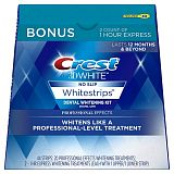 картинка Crest отбеливающие полоски 3D White Express Kit Professional Effects от магазина 1Reader.ru