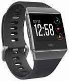 Умные часы Fitbit Ionic (Charcoal/Smoke Gray)