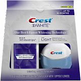 картинка Crest отбеливающие полоски 3D White Whitestrips With Light Professional Exclusive от магазина 1Reader.ru
