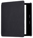 картинка Чехол-обложка Amazon Kindle Oasis Leather Cover Black от магазина 1Reader.ru