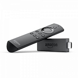 Стационарный медиаплеер Fire TV Stick with Alexa Voice Remote Streaming Media Player