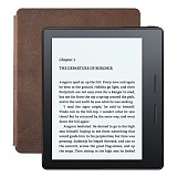 Электронная книга Amazon Kindle Oasis with Leather Charging Cover Walnut (Без рекламы)