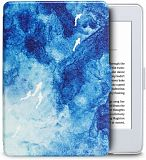 Чехол-обложка WALNEW Slim Case для Amazon Kindle Paperwhite (Blue)