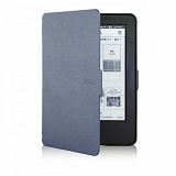 Чехол-обложка Skinbox UltraSlim Case для Amazon Kindle PaperWhite с магнитом (синий)