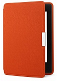 Чехол Leather Cover для Amazon Kindle Paperwhite Persimmon (Оранжевый)